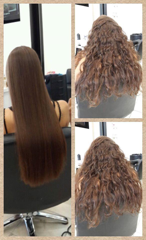 החלקת שיער אורגנית
